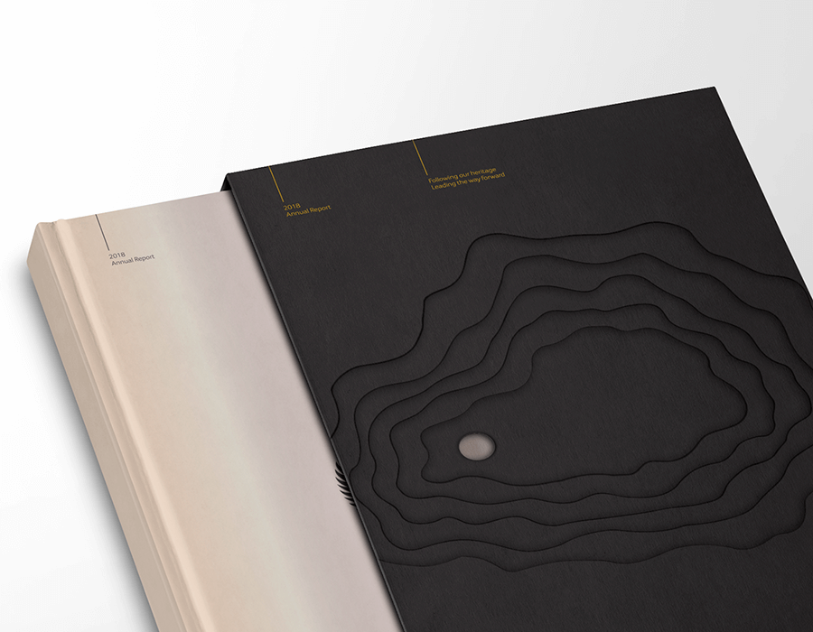 A contemporary Annual Report